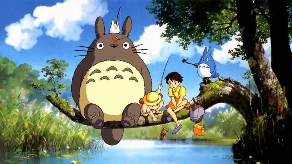 Phim Hàng xóm của tôi là Totoro