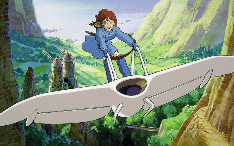 Phim Nàng công chúa ở thung lũng gió